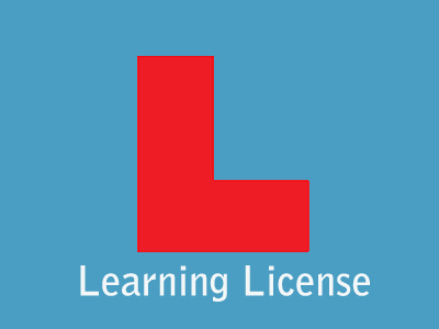 Learning-License